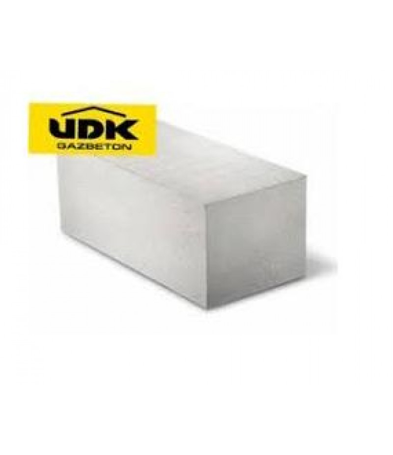 Газобетон 600*200*400 UDK D400