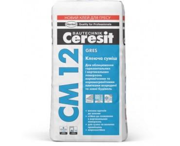 Ceresit СМ 12 Клей для плитки  25 кг