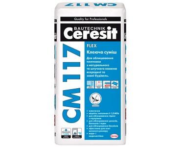 Ceresit СМ 117 Клей для плитки  25 кг