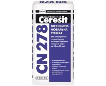 Легковыравнивающая стяжка CN 278