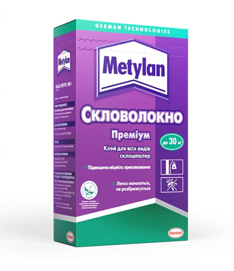 Обойный клей Метилан Стекловолокно Премиум