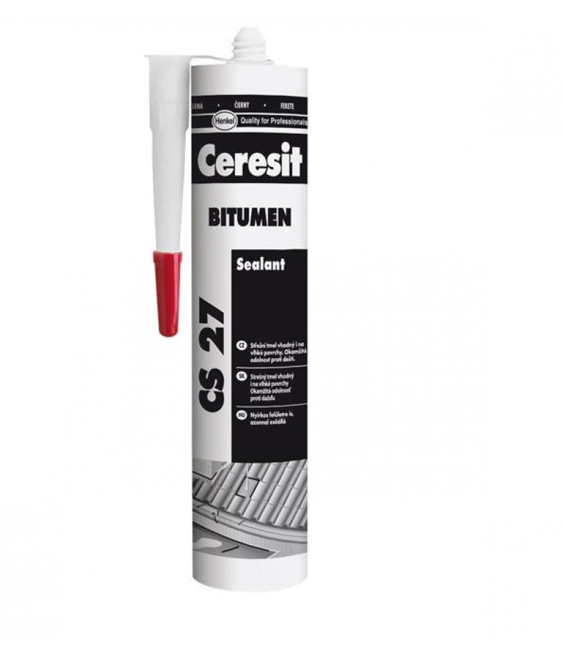 Герметик Ceresit CS27 битумный