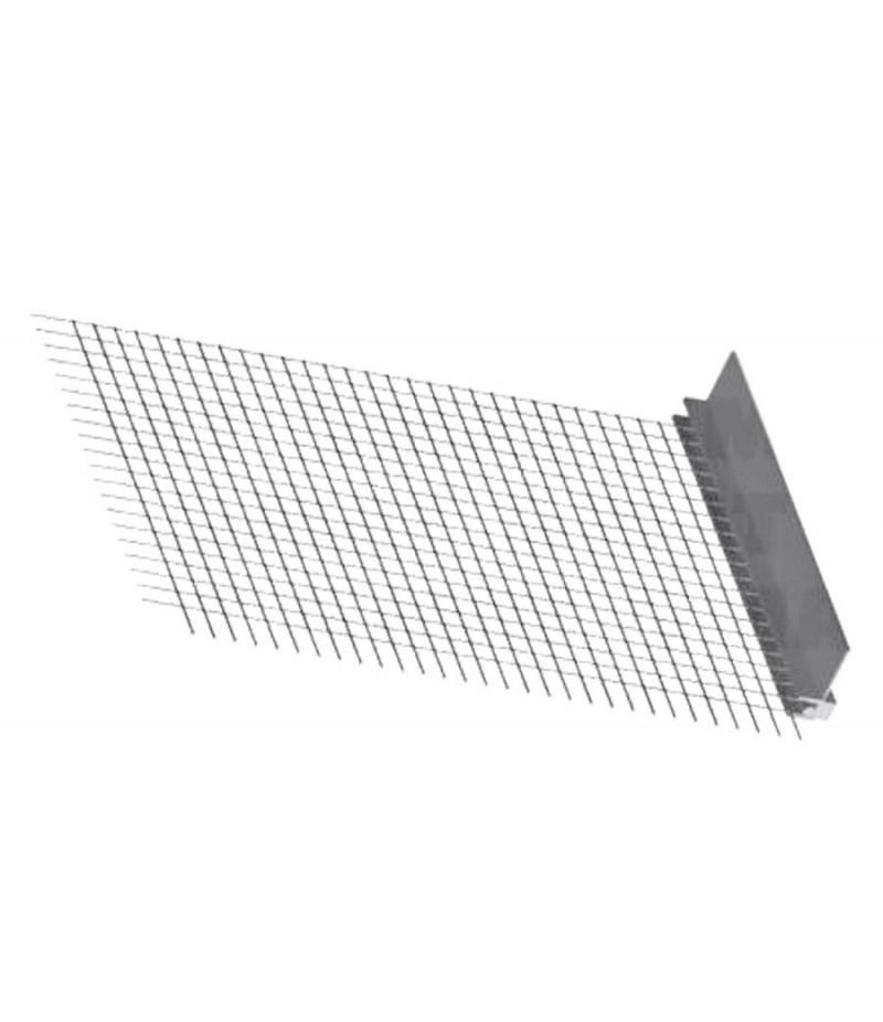 Ceresit СТ 340 А/03 профиль примыкающий со стеклосеткой