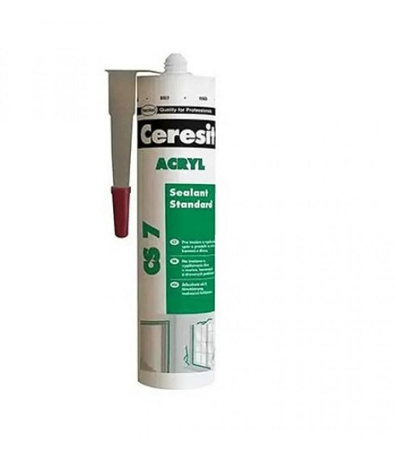 Герметик Ceresit CS7 акриловый