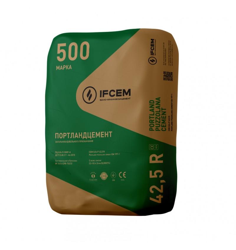 Цемент  М-500 ПЦБ Ивано-Франковский