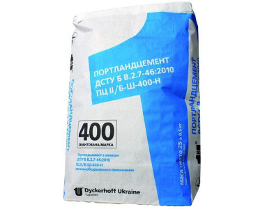 Цемент Ольшанка М-400