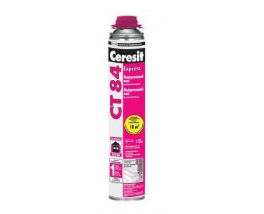 Ceresit СТ 84 Express (полиуретановый клей для пенопласта)