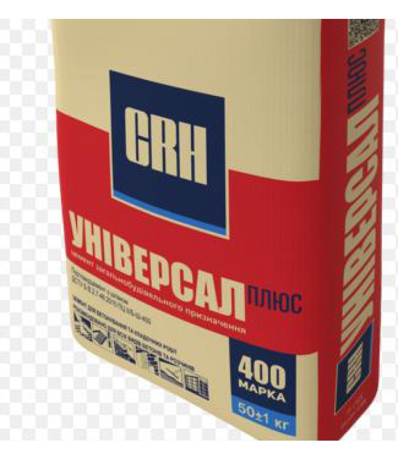 Цемент CRH М-400 ПЦБ Одесский